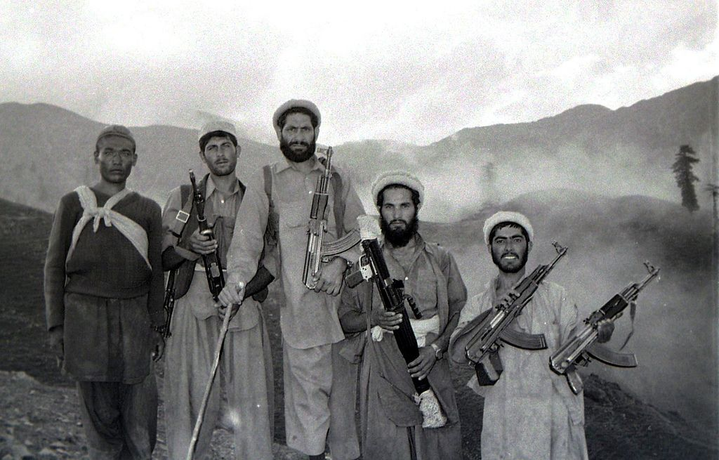 An Afghan Tragedy: The Pashtuns, The Taliban and The State